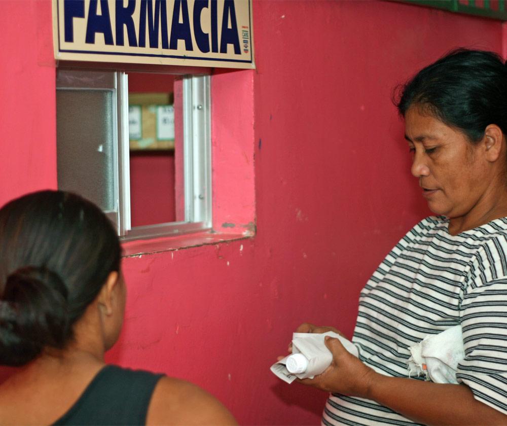 Strengthening Nicaragua's PHS