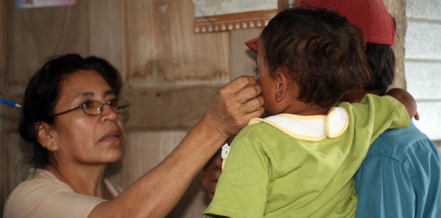 Strengthening Nicaragua's Public Health System