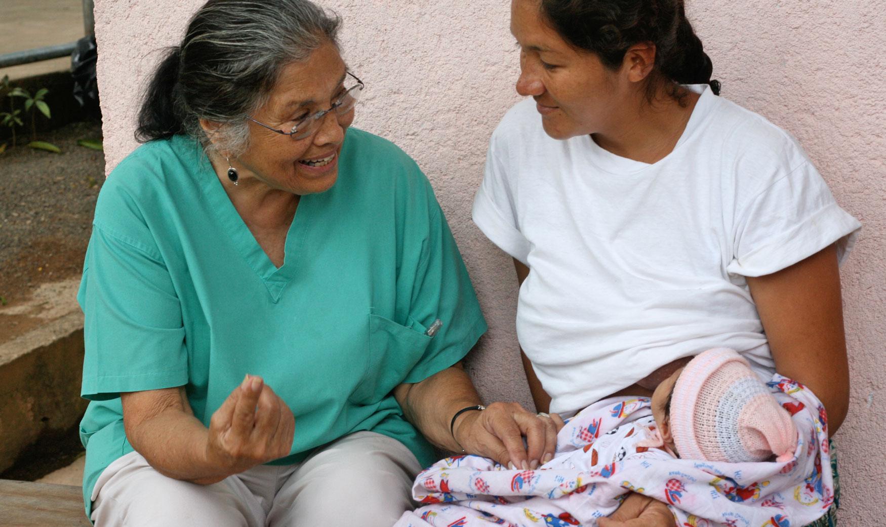 Safe Motherhood in Rural Nicaragua
